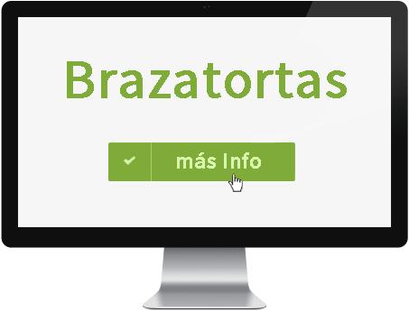 Brazatortas