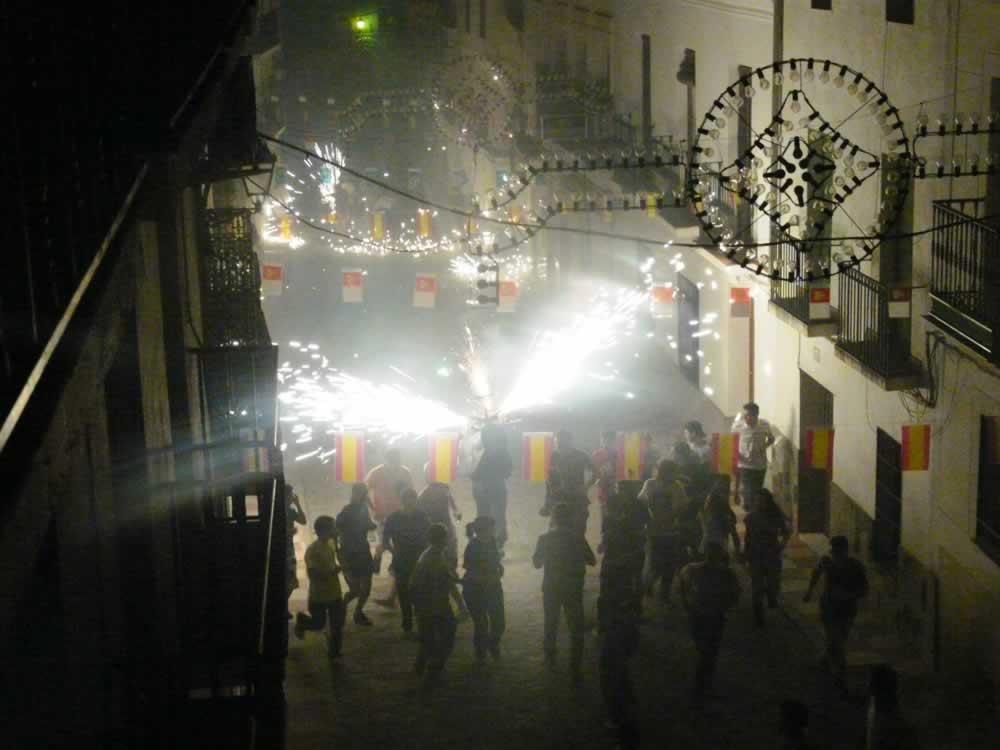 Embolaos en Fuencaliente