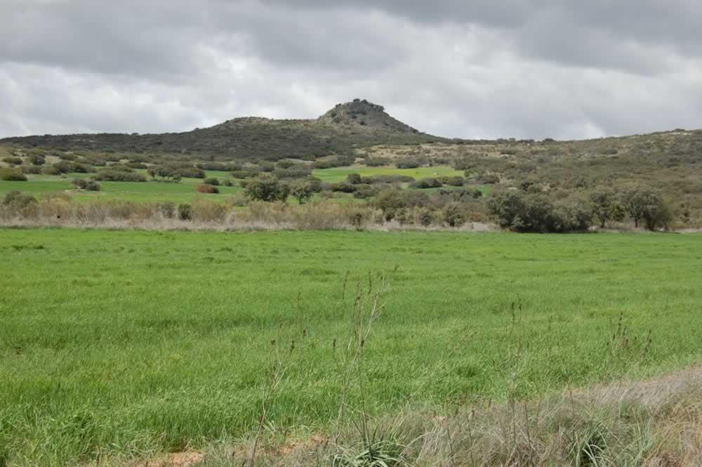 Volcan El Morrón