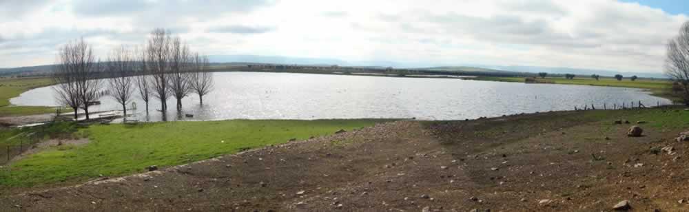 Laguna de Perabad