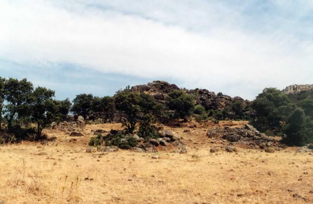 Volcán del Negrizal de la Viñuela