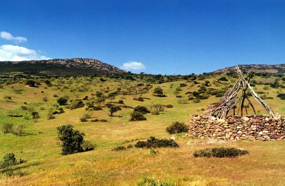 Coladas de la Gitana y de Villalba