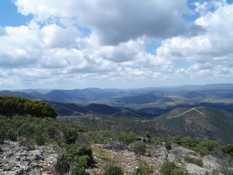 Vistas desde La Jabelgada