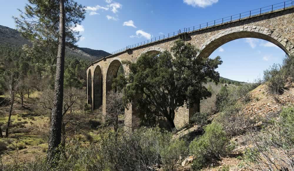 Puente Viejo de las Minas del Horcajo