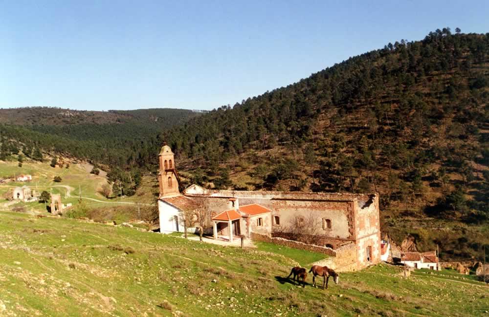 Iglesia de las Minas del Horcajo