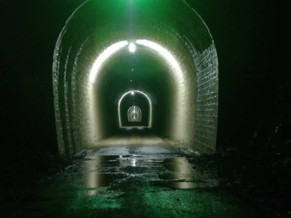 Túnel de las Minas del Horcajo
