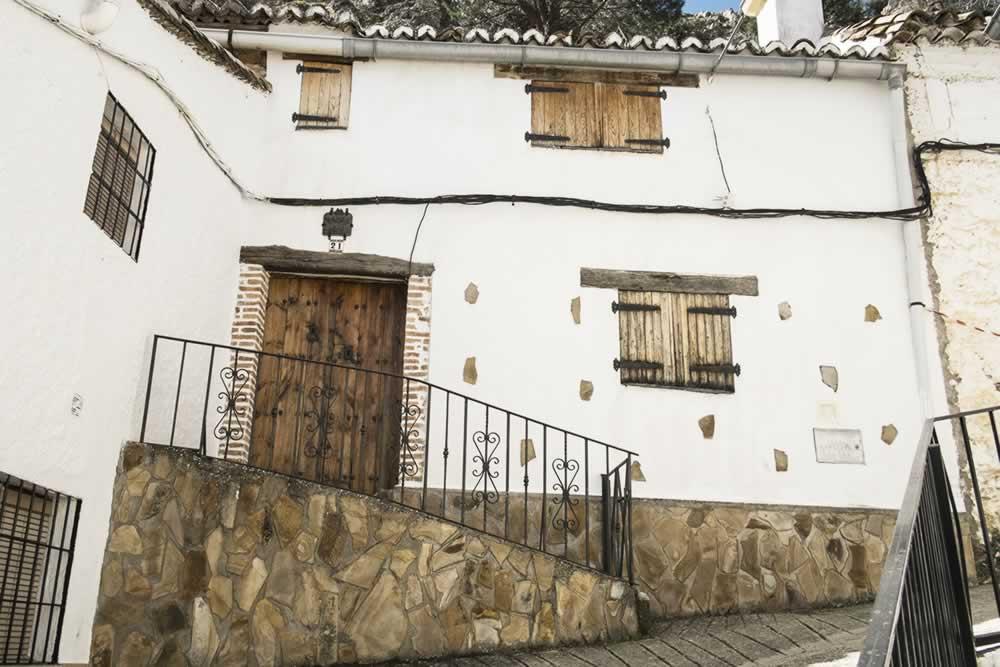 Arquitectura popular en Fuencaliente