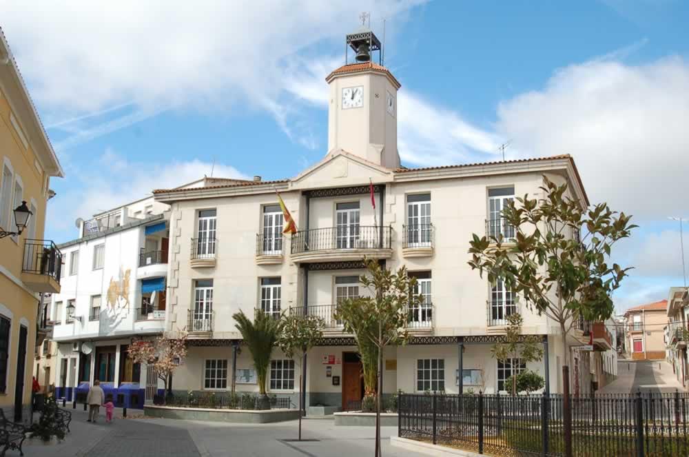 Ayuntamiento de Abenójar