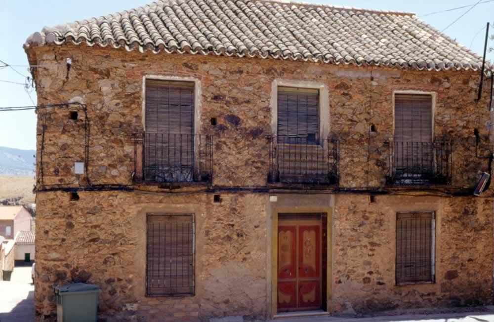 Casa solariega en Mestanza