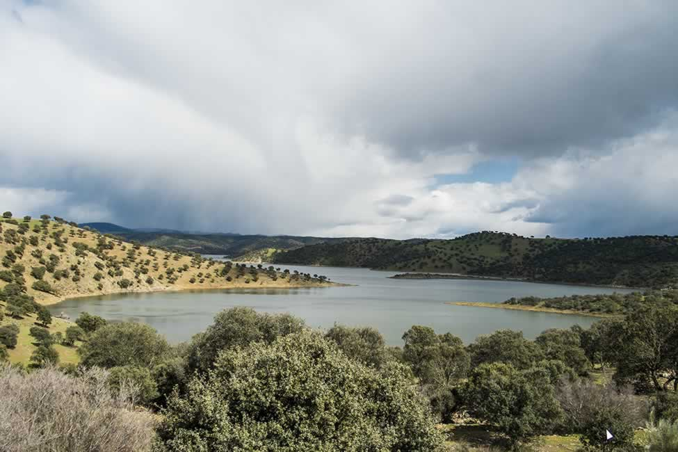 Embalse de Carboneras