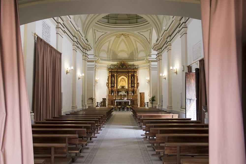 Ermita de la Virgen del Socorro de Argamasilla de Calatrava