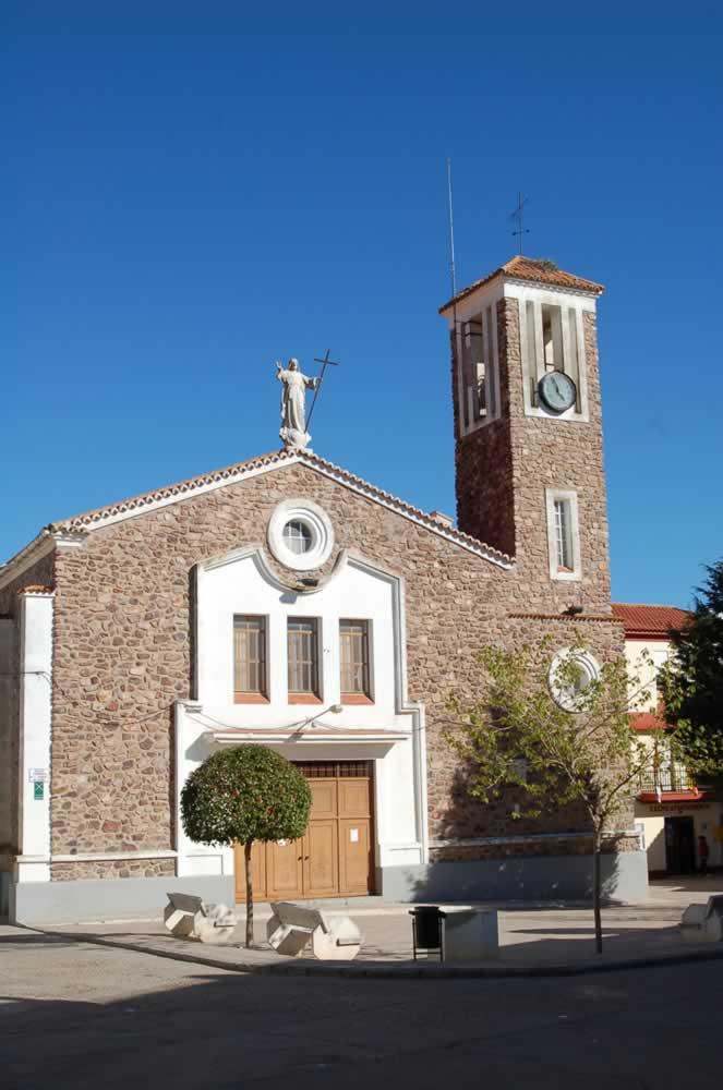 Iglesia de San Gabriel de Cabezarrubias del Puerto