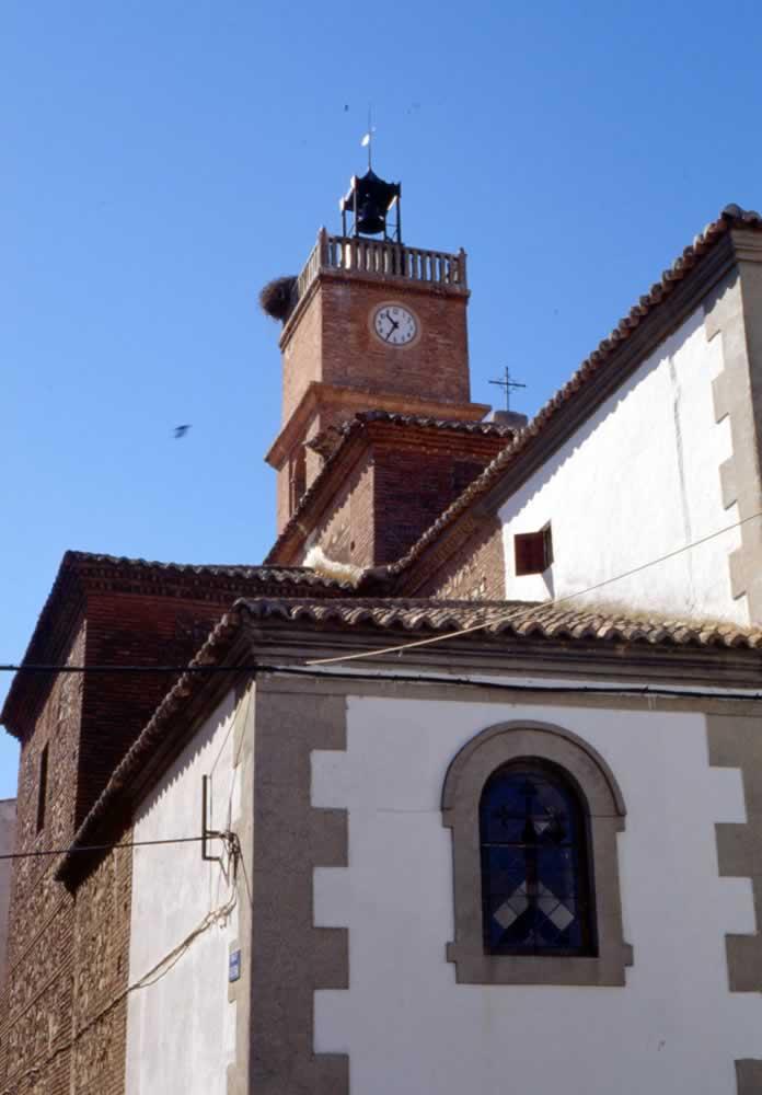 Iglesia de San Ildefonso y Cristo de Orense de Brazatortas