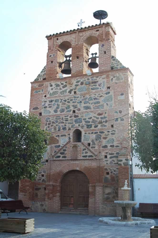 Iglesia de San Juan Bautista de Cabezarados