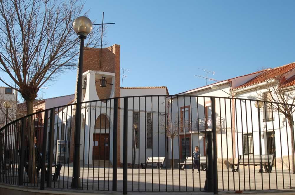 Iglesia de San Lorenzo Mártir en San Lorenzo de Calatrava
