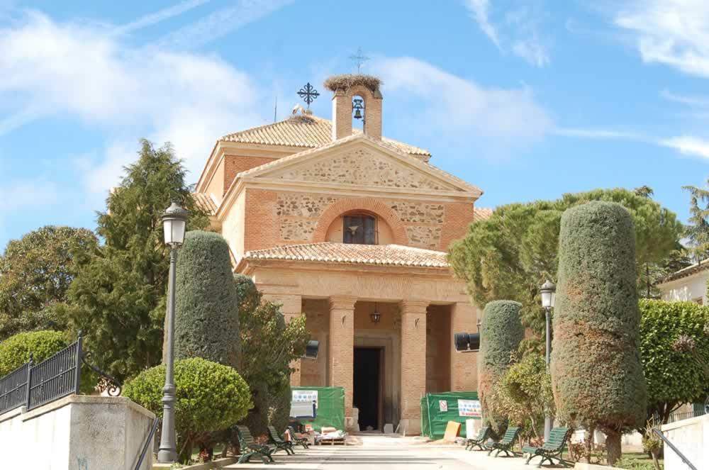 Iglesia de la Asunción de Abenójar
