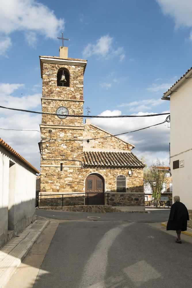Iglesia de la Inmaculada Concepción de Solana del Pino