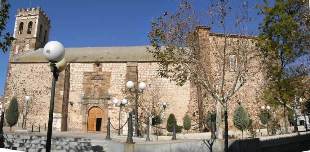 Iglesia de la Visitación de Argamasilla de Calatrava