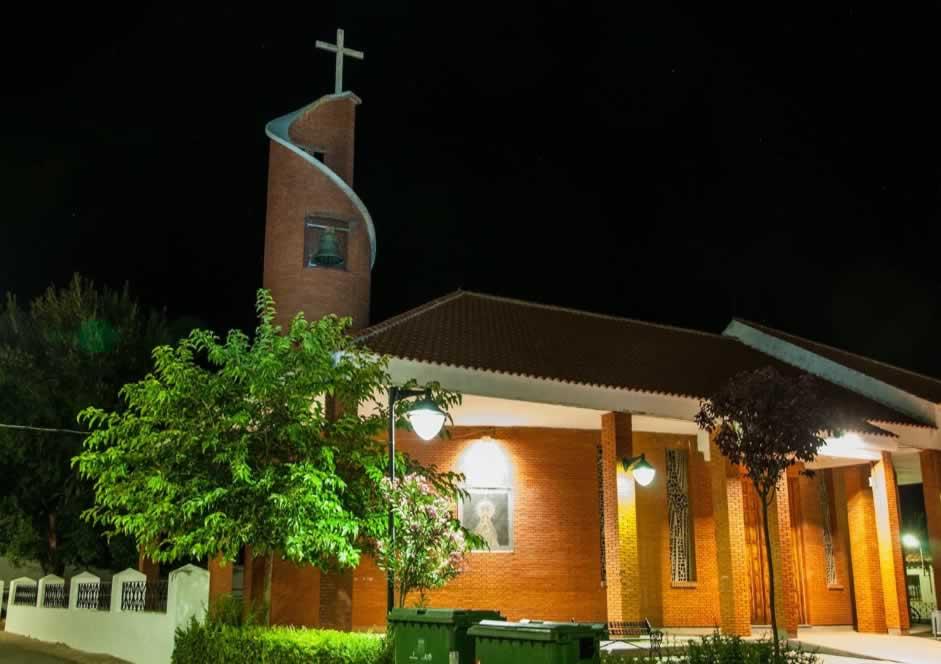 Iglesia de la Visitación de Villamayor de Calatrava