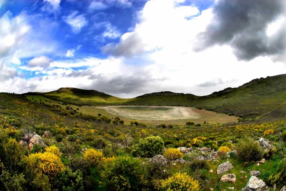 Volcán de la Laguna de la Alberquilla