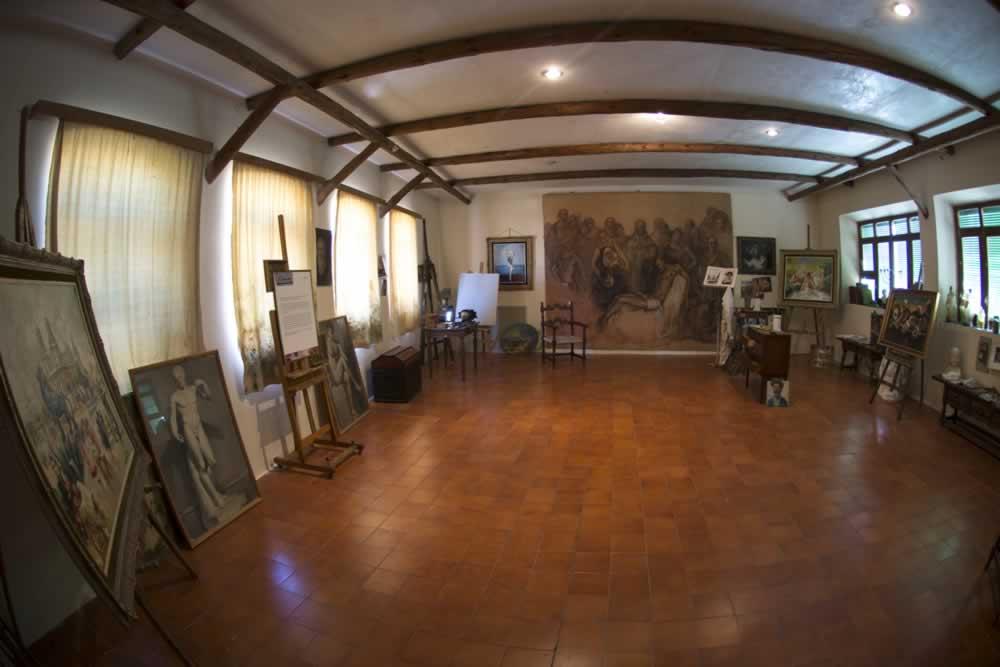 Museo Palmero en Almodóvar del Campo