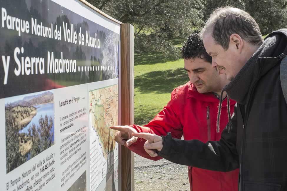 Parque Natural del Valle de Alcudia y Sierra Madrona