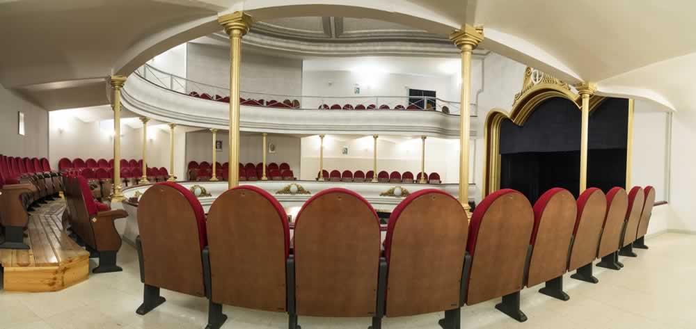 Teatro de Almódovar del Campo