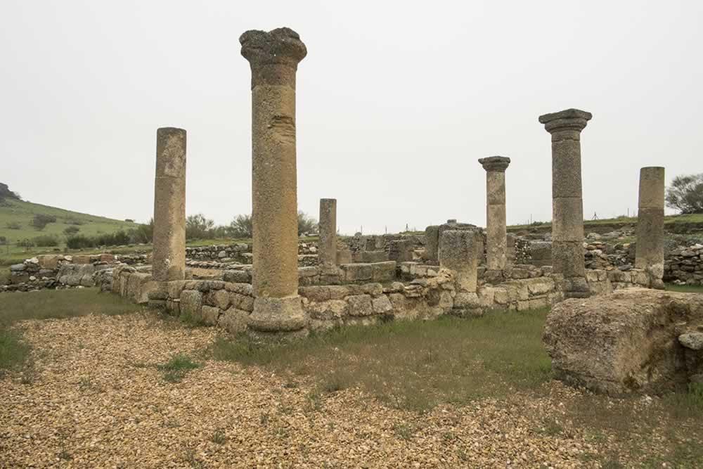 Yacimiento Arqueológico de Sisapo La Bienvenida