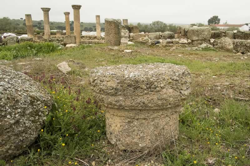 Yacimiento arqueológico de La Bienvenida