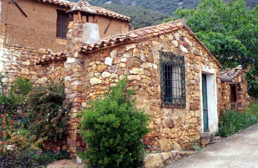 Arquitectura popular en Solanilla del Tamaral