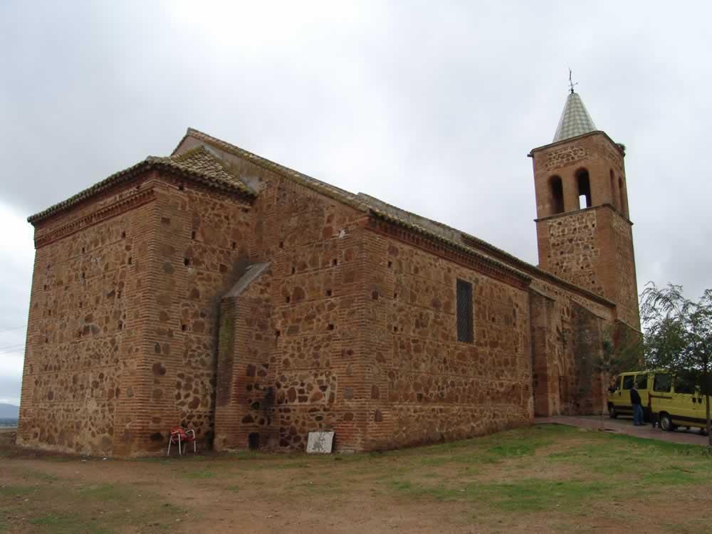 Iglesia de Santa Catalina en Tirteafuera