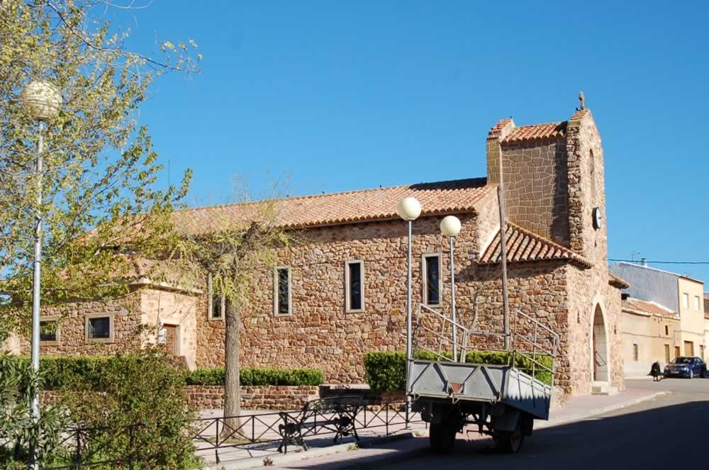 Iglesia de la Estrella en La Viñuela