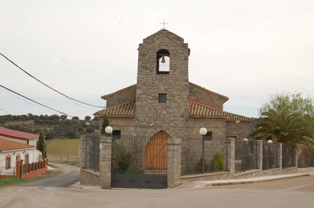 Iglesia de la Paz en Navacerrada