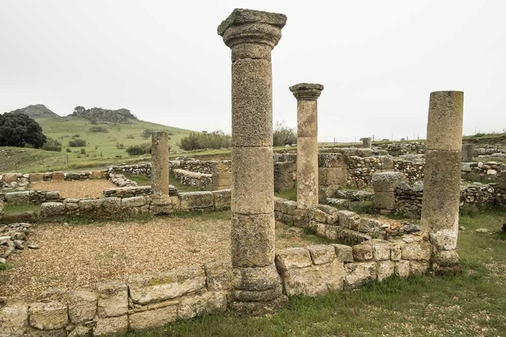 Yacimiento Arqueológico de Sisapo en La Bienvenida