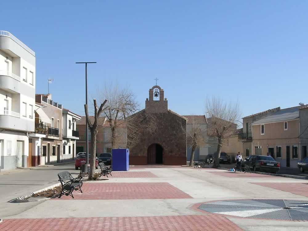 Ermita de los Santos Quirico y Santa Julita