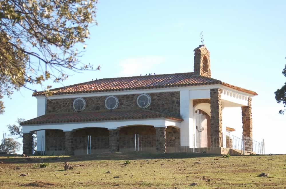 Ermita de la Virgen de la Antigua de Mestanza