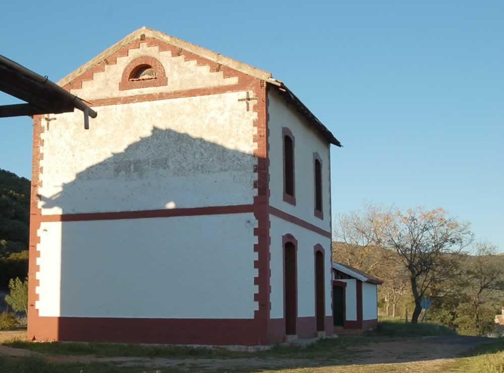 Antigua Estación de Cabezarrubias
