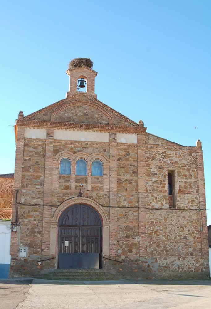 Iglesia de la Divina Pastora en La Estación