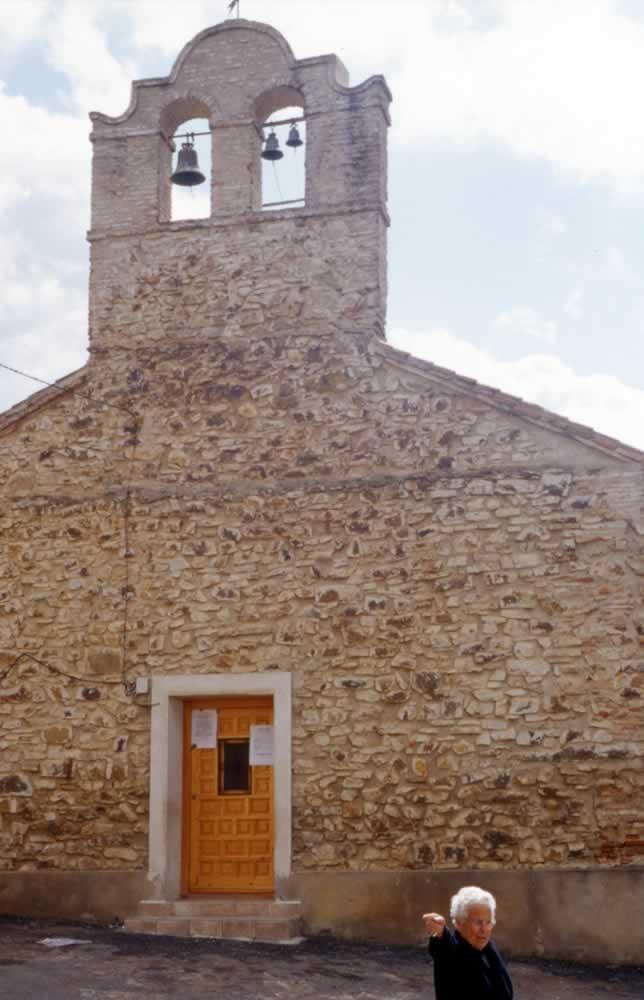Iglesia de San Ildefonso en El Hoyo